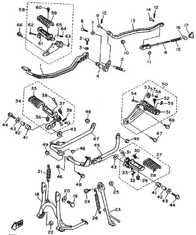 1998 Yzf600r Fuel Pump