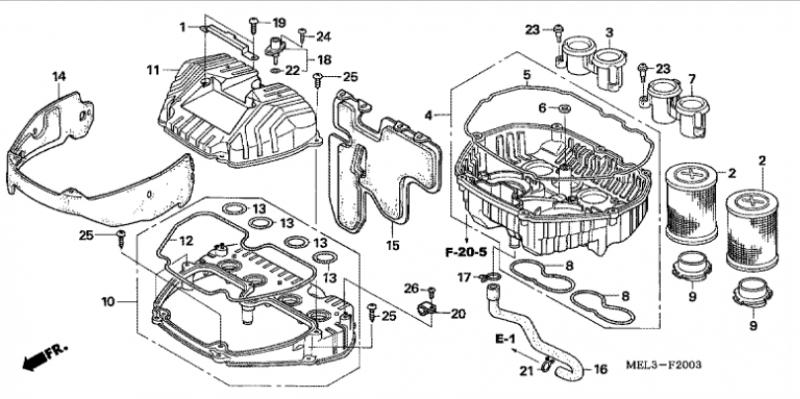 Honda F20