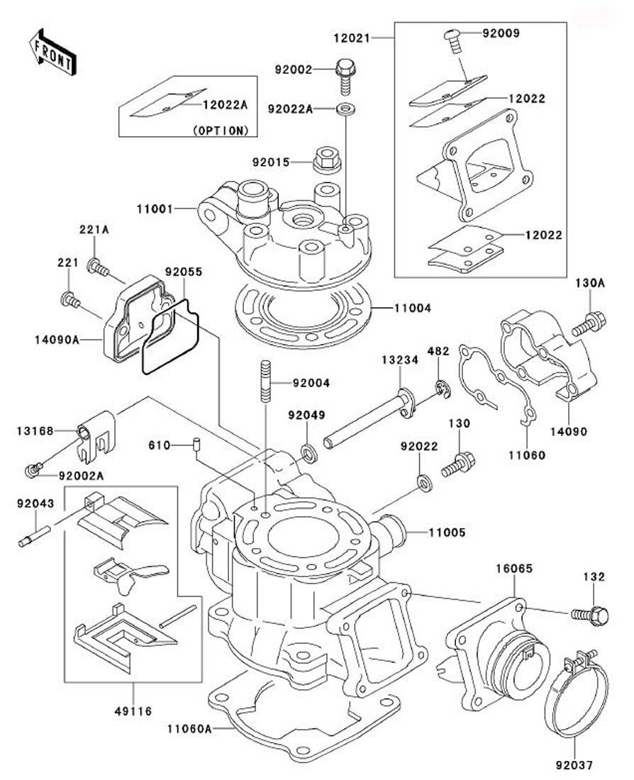 kawasaki kx80 wiring diagram wiring diagram database Schematic Diagram 86 kx 80 wiring diagram database kawasaki ninja 500 wiring diagram 86 kx 80 wiring diagram
